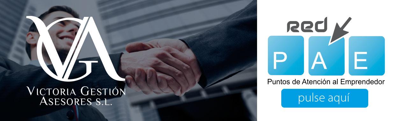Victoria Gestión Asesores es Punto de Atención al Emprendedor (PAE)